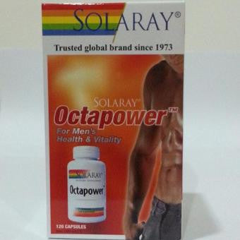 SOLARAY OCTAPOWER 120'S