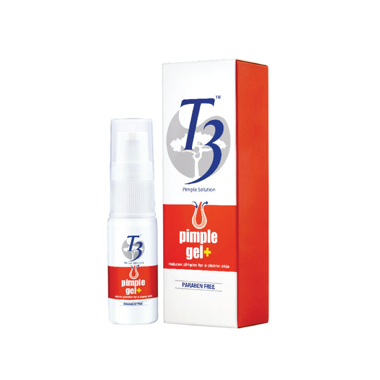 T3 Pimple Gel+ 15g