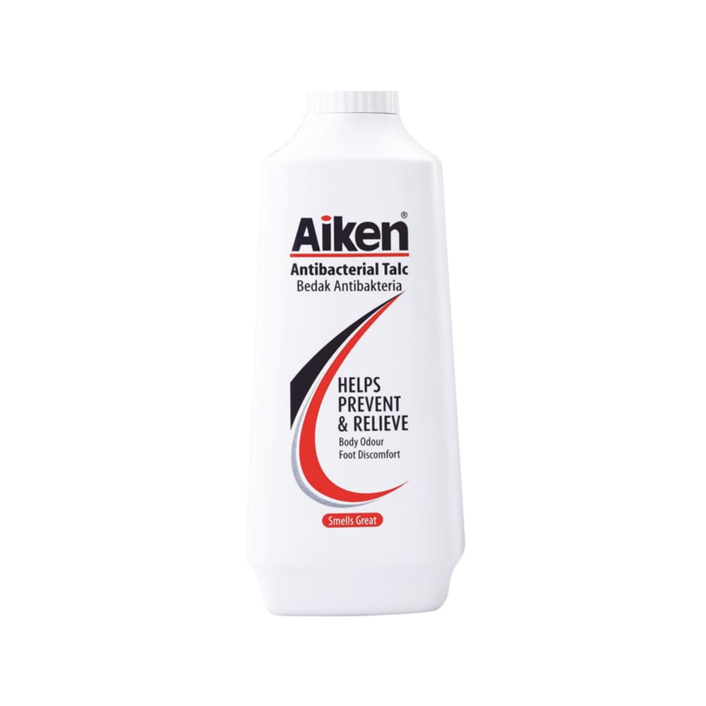 Aiken Medicated Talcum 300g