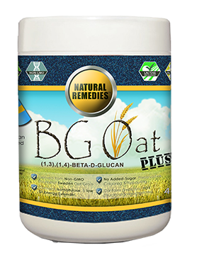 Natural Remedies BG Oat Plus