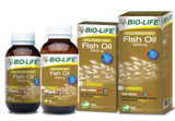 BIO-LIFE Bio-Enriched Fish Oil 1000mg 3x100's
