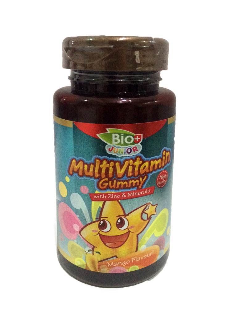 Bioplus Junior Multivitamin Gummy 80's