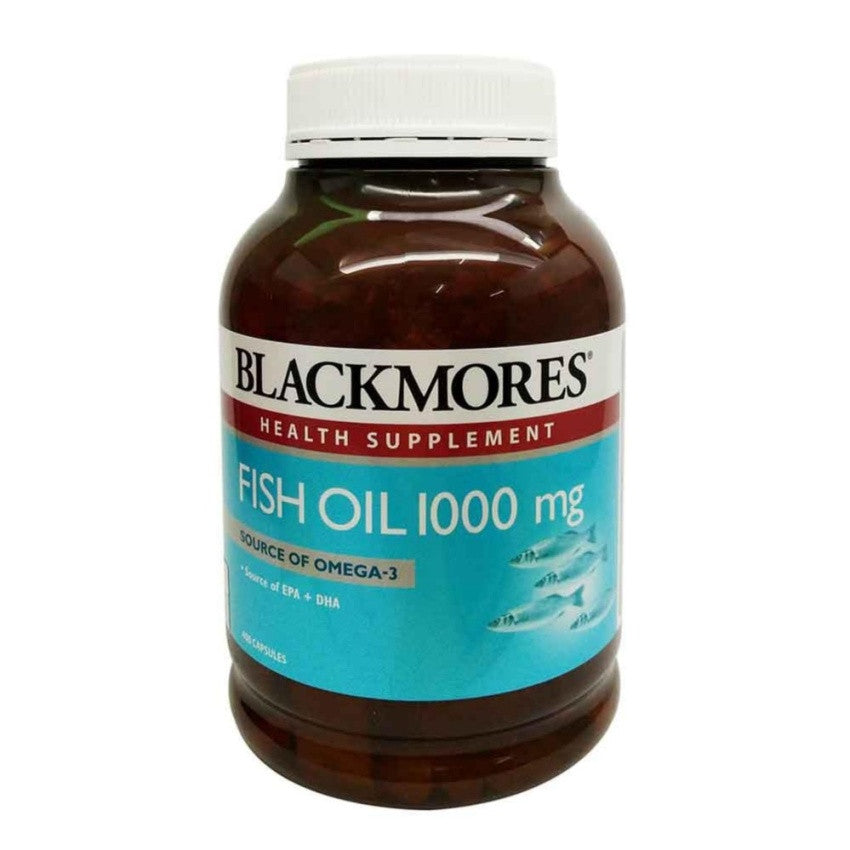 Blackmores Fish Oil 1000mg 400's