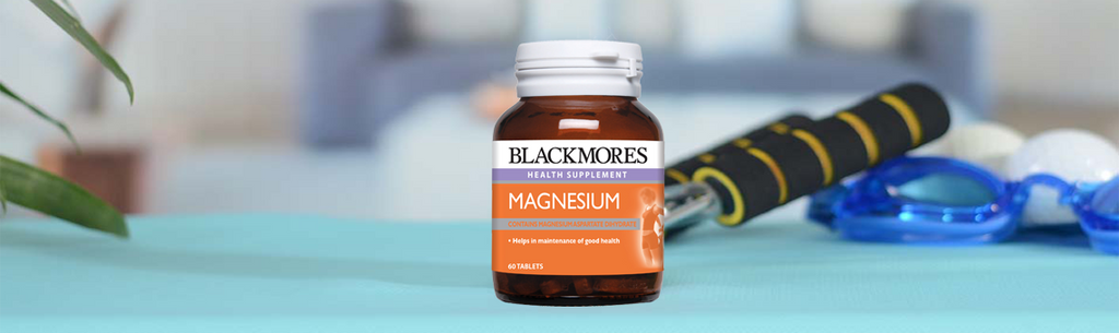 Blackmores Magnesium Tablets 60's