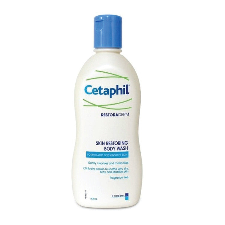 Cetaphil Restoraderm Body Wash 295ml