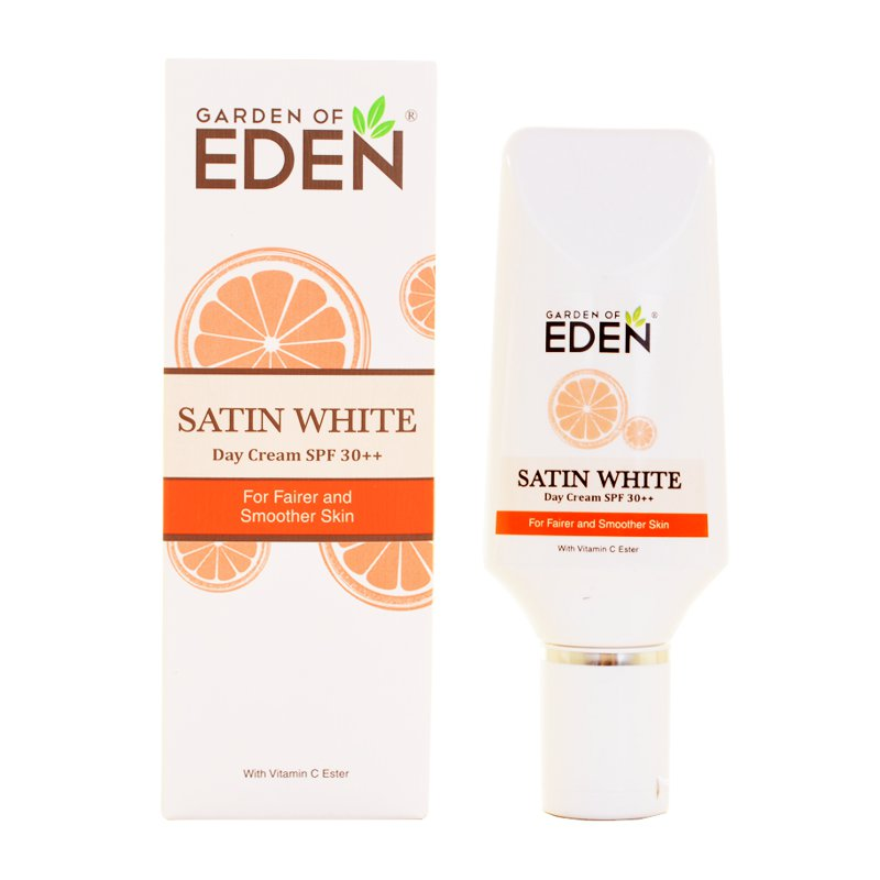 Garden Of Eden Satin White Day Cream SPF30 40GM