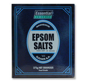 Essential Epsom Salts 375g