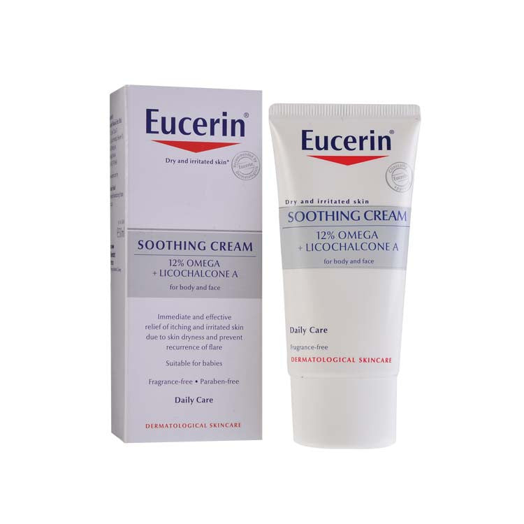 Eucerin Soothing Cream 50ml