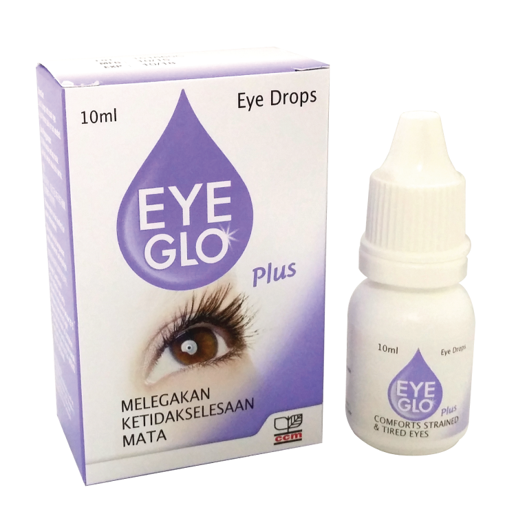 Eye Glo Plus Eyes Drops 10ml