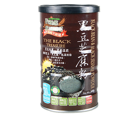 Ferme Sunshine The Black Treasure Black Bean and Black Seseme Powder (500g)