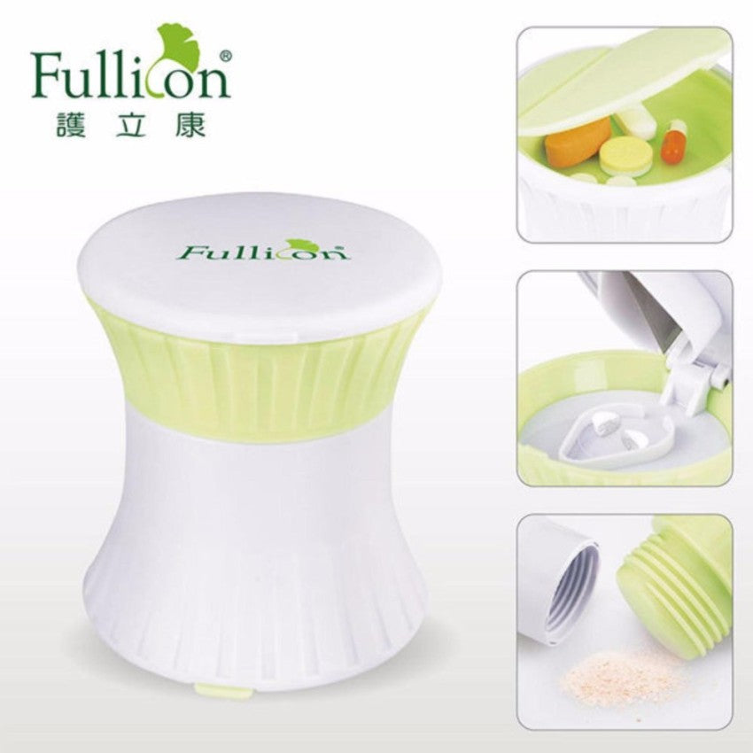 Fullicon 3 in One (Pill grinder and cutter)