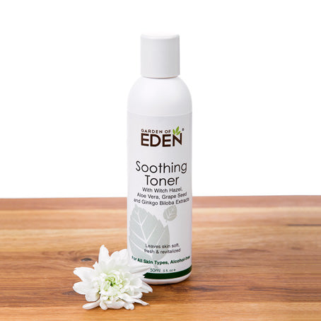 Garden of Eden, Soothing Toner (100 ml)