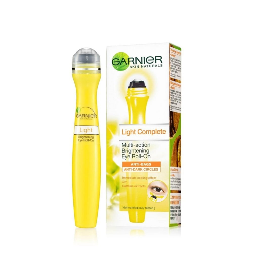 Garnier Multiaction Brightening Eye Roll-On