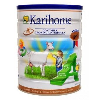 KARIHOME GOAT MILK POWDER STEP 3 900g