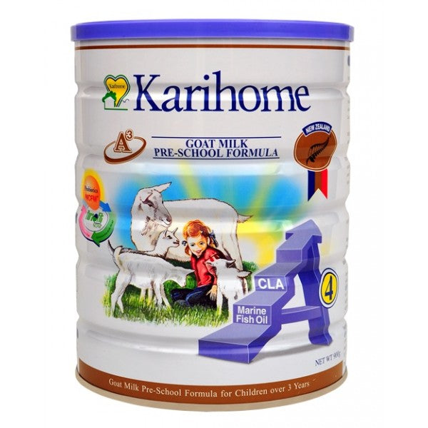KARIHOME GOAT MILK POWDER STEP 4