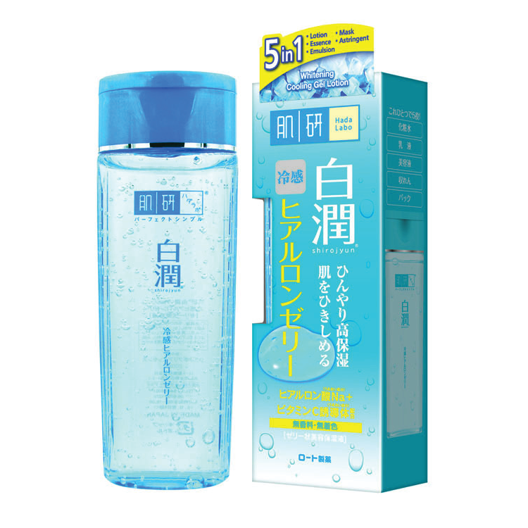 Hada Labo Arbuting Whitening Cooling Gel 200ml