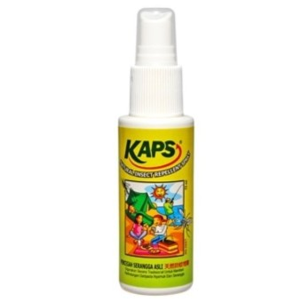 Kaps Insect Reppelent Spray 75ml