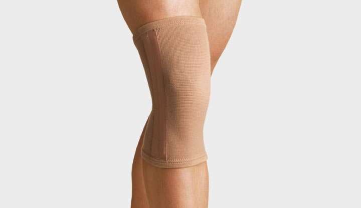 THERMOSKIN ELASTIC KNEE SUPPORT S