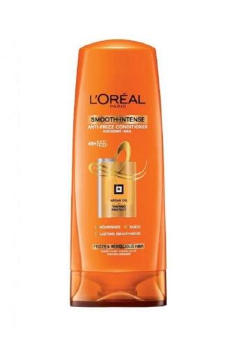 L'OREAL PARIS Smooth-Intense Anti-Frizz Conditioner 170ml