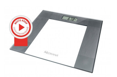 Medisana Glass personal weighing scale PS 400