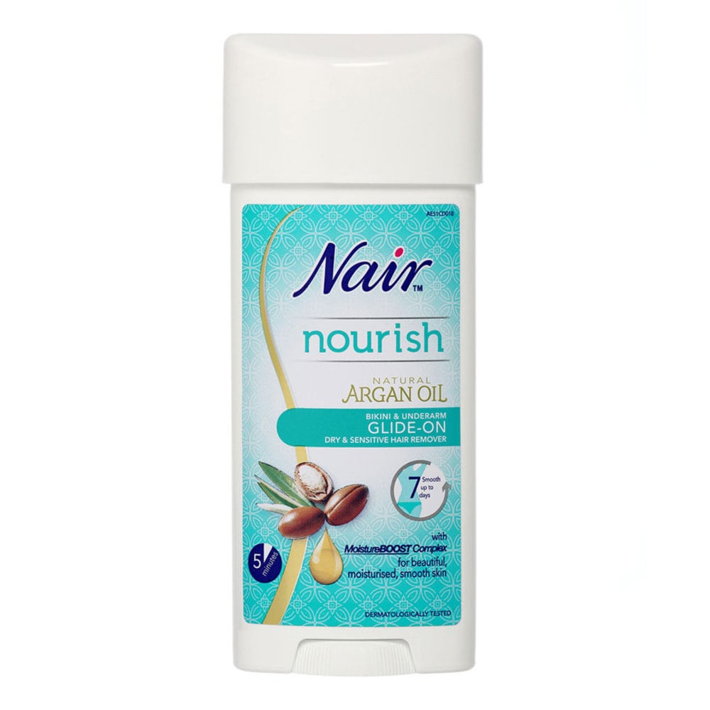 Nair Nourish Bikini and Underarm Glide-On 100ml