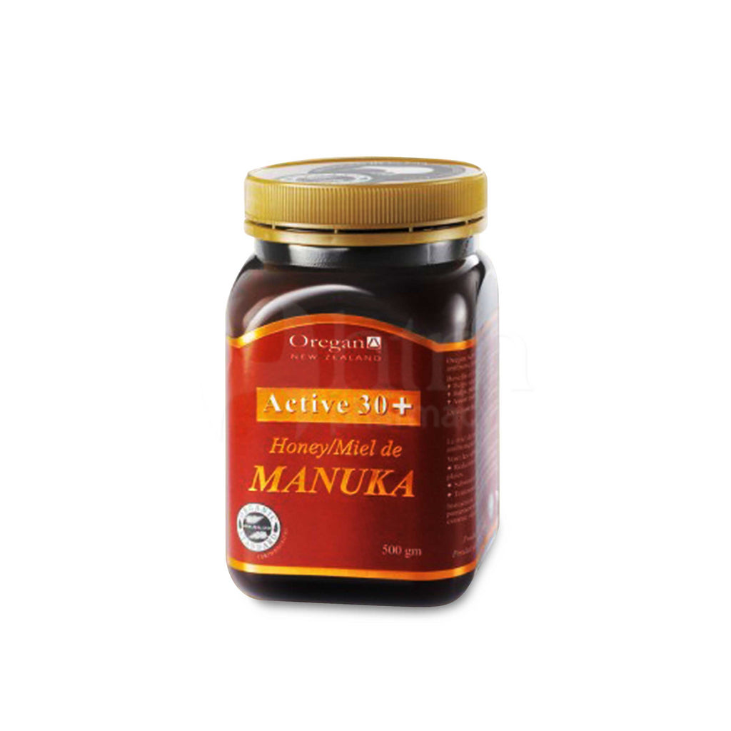 Oregan Active 30+ Manuka Honey 500g