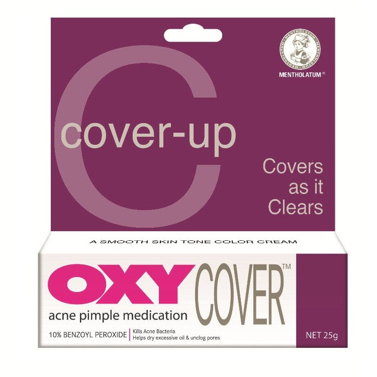 OXY Cover (For Stubborn Acne) 25g