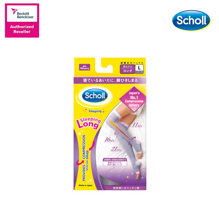 Scholl Long Compression Hoisery (Thigh-High)