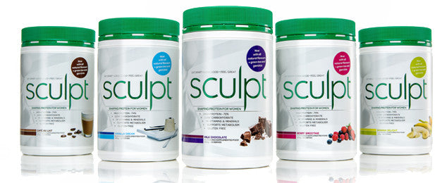 SCULPT SHAPING PROTEIN FOR WOMEN 500g