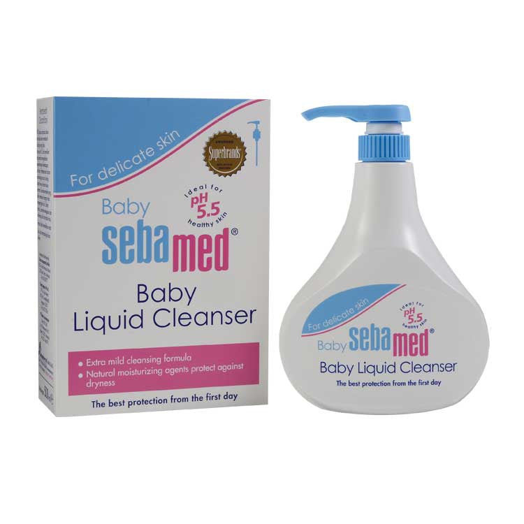 Sebamed Baby Liquid Cleanser 200ml