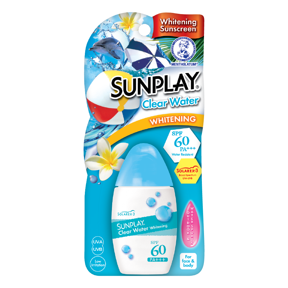 Sunplay Clear Water SPF60 PA+++ 35g