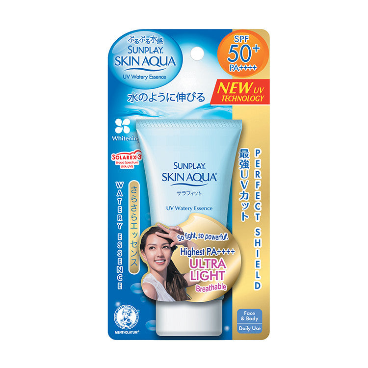SUNPLAY SKIN AQUA UV WATER ESSENCE SPF50 50G