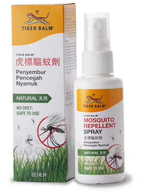 Tiger Balm Mosquito Repellent Spray 60ml