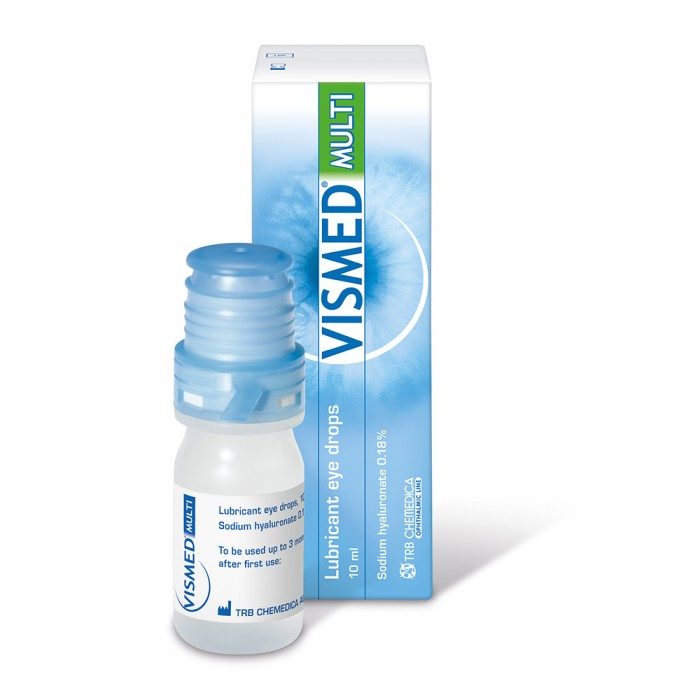 Vismed Multi eye drops 10ml