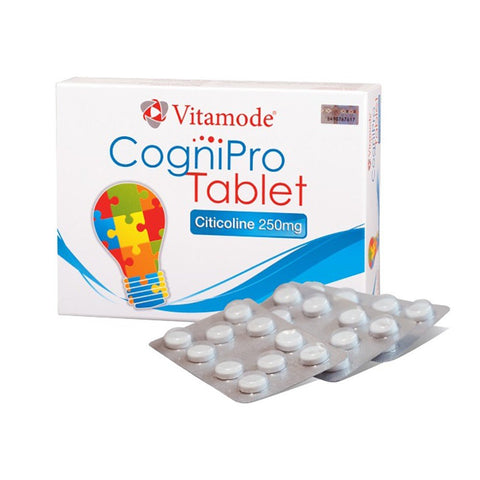 VITAMODE COGNIPRO TABLET 3x10's