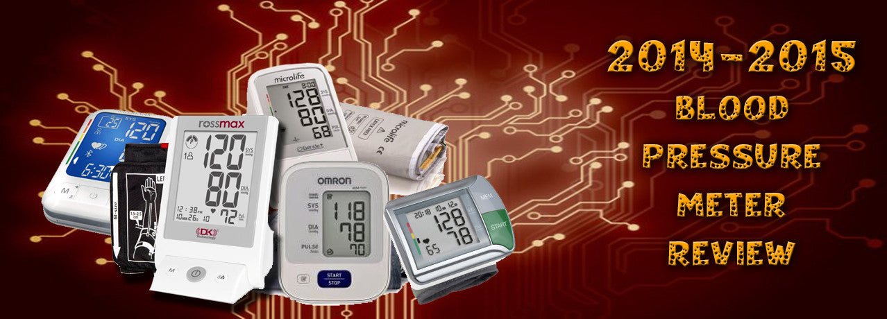 BLOOD PRESSURE METER REVIEW