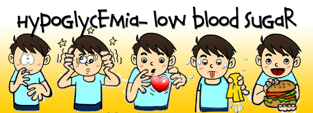hypoglycemia and low blood sugar