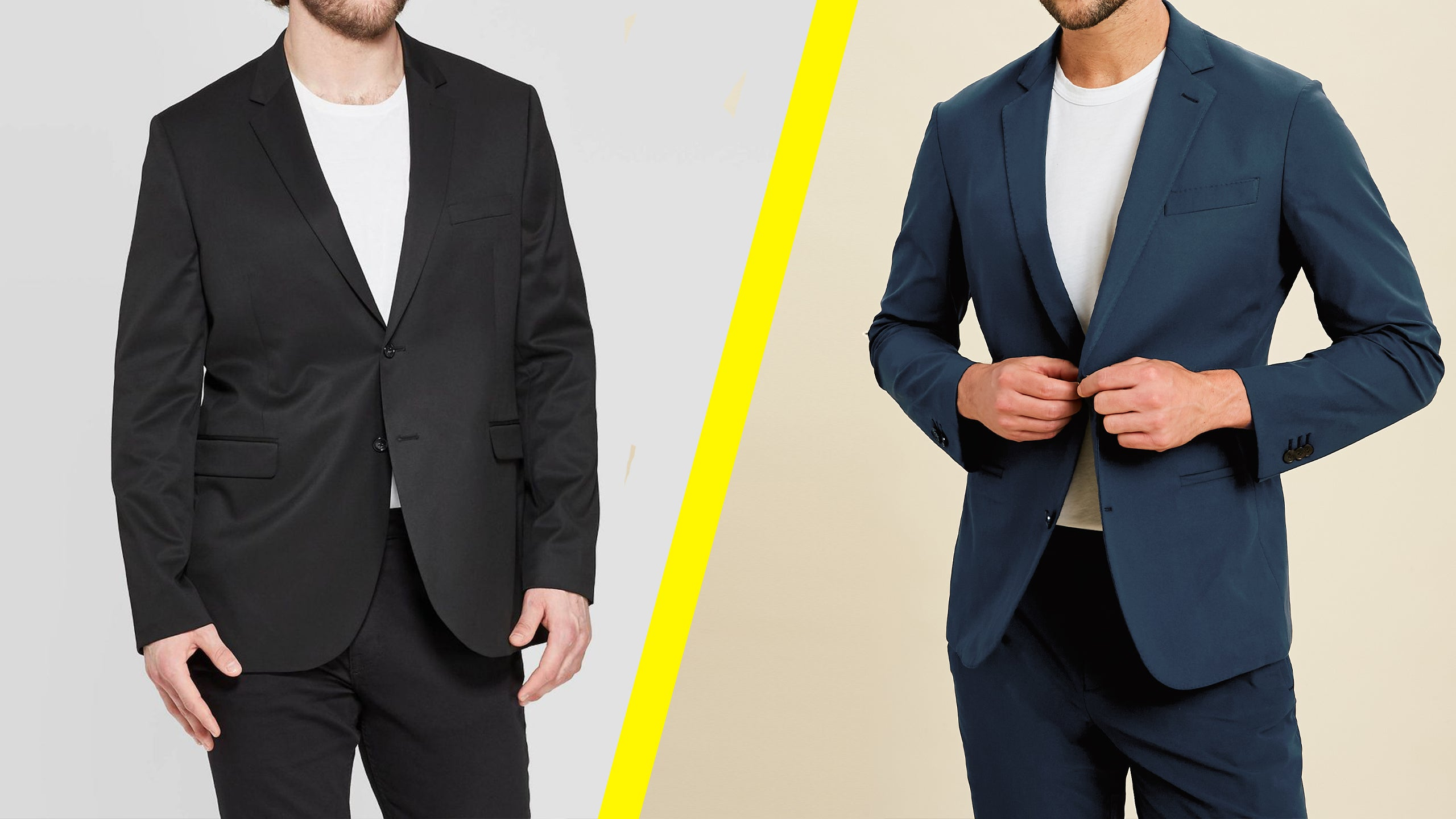 $100 Stretch Suit Vs. $1000 Stretch Suit