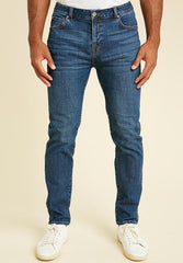 best jeans with stretch mens sene custom bespoke