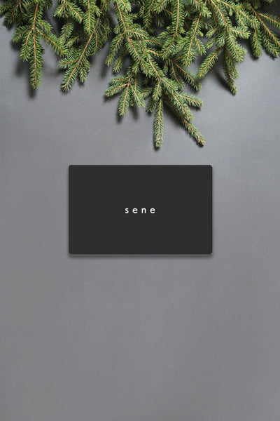 Sene Digital Gift Card