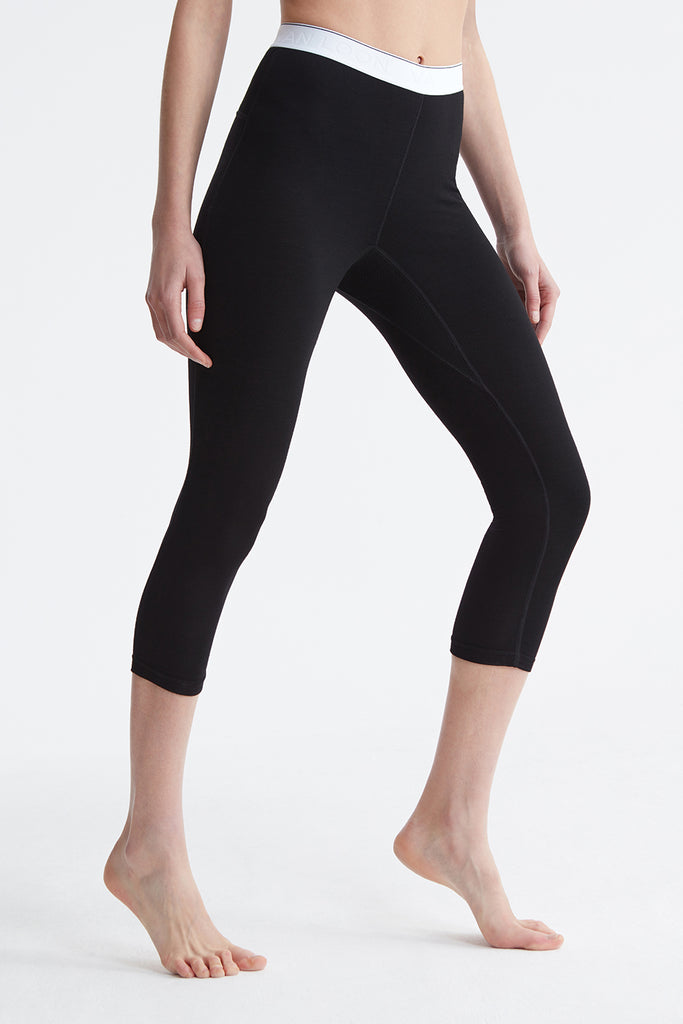 Women's Modaluxe® Base Layer Leggings skiwear front