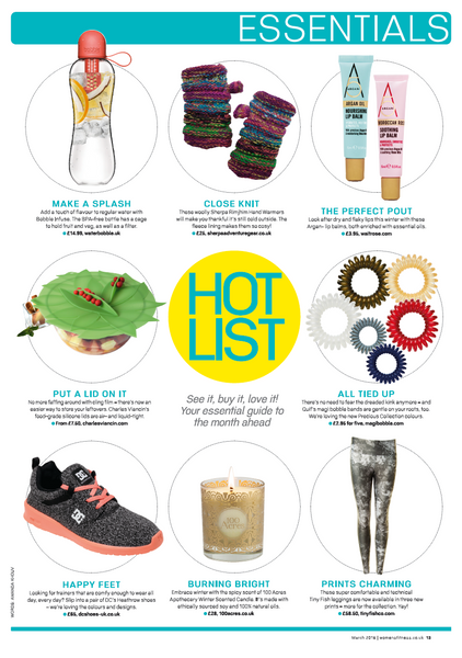 Hot list with Tiny Fish leggings