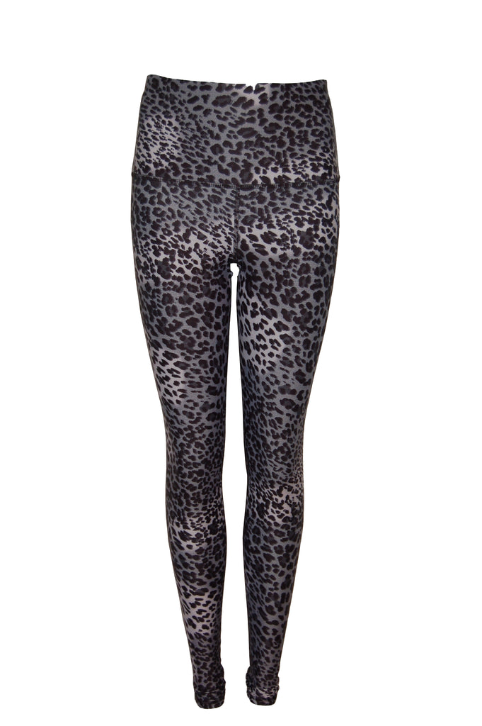 The High Line High Waisted Printed legging | Leopard
