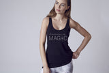 Chelsea Vest Tee | Kindness is Magic