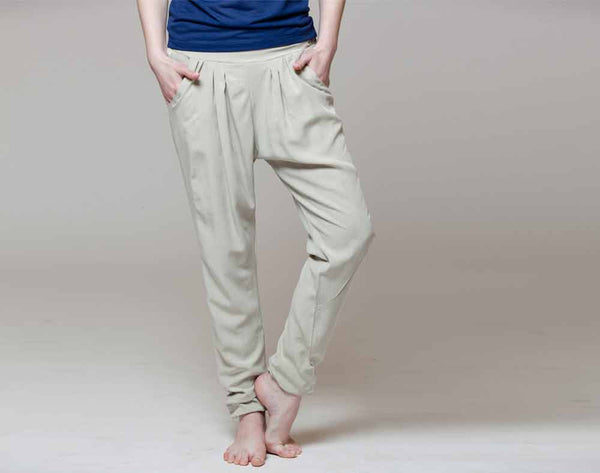 Pants, Pleated harem trousers