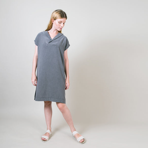 Placket dress