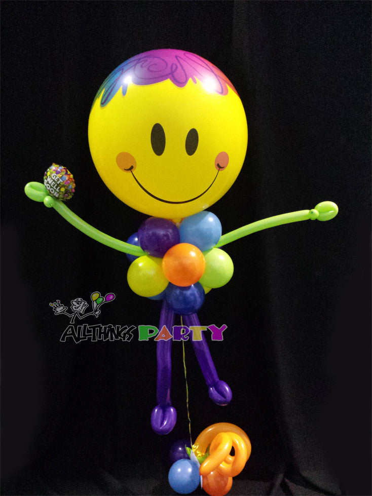 Get Well Gift Balloon Bouquets