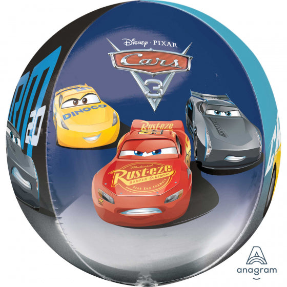 Cars Disney & Hot Wheels & Blaze Balloons
