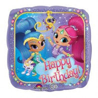 Shimmer & Shine Party Supplies & Balloons