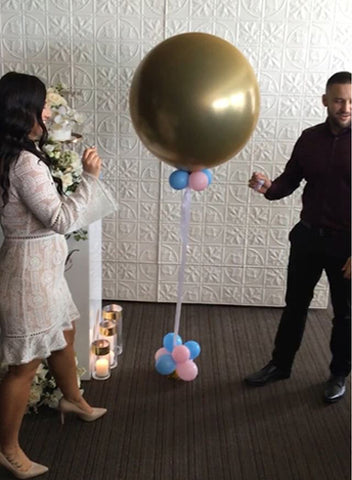 Baby Gender Reveal Balloon